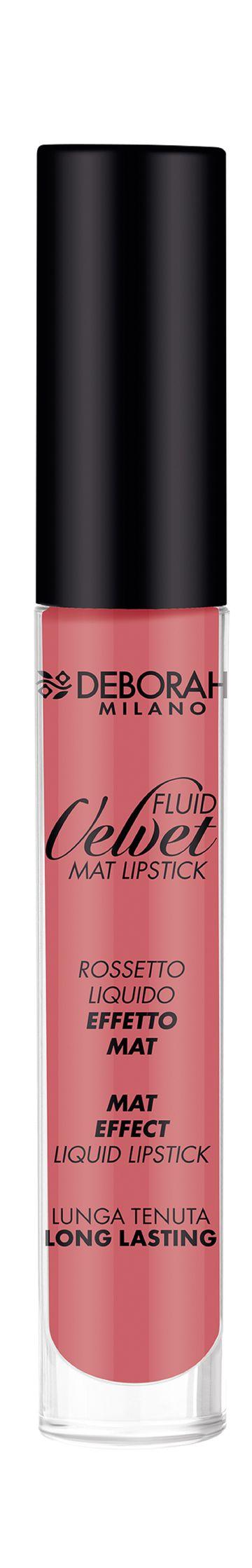 Deborah Milano | Fluid Velvet Mat - 2 Romantic Pink