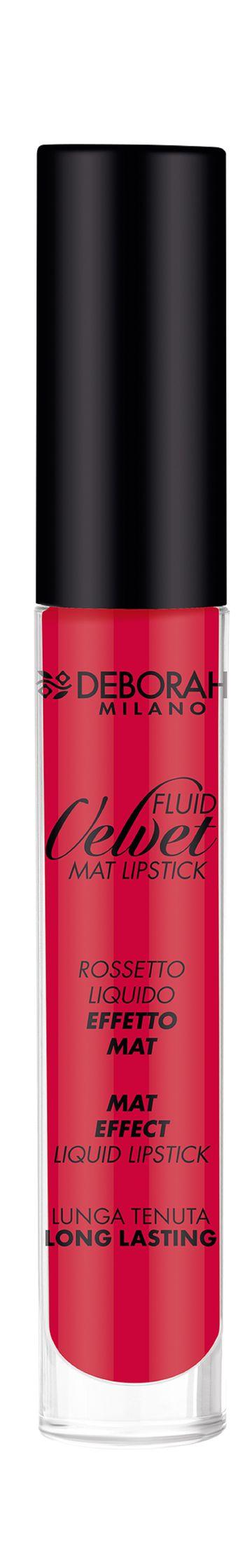 Deborah Milano | Fluid Velvet Mat - 3 Cyclamen Pink