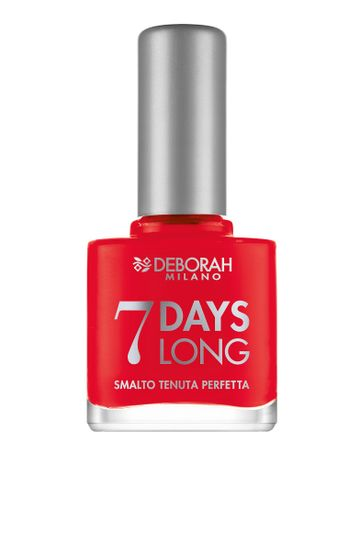 Deborah Milano | 7 Days Long Nail Enamel - 880 Orange Mix