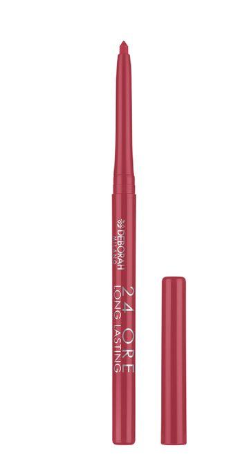 Deborah Milano | 24Ore Long Lasting Lip Liner - 7 Pink Granadine