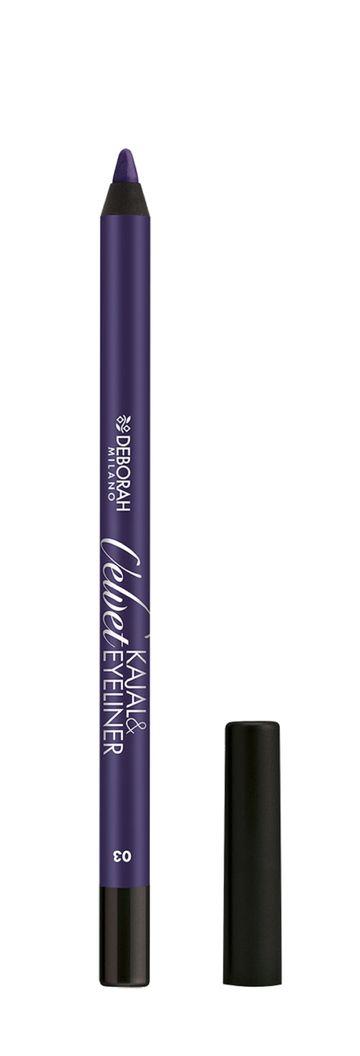 Deborah Milano | Velvet Kajal Eyeliner - 03 Purple