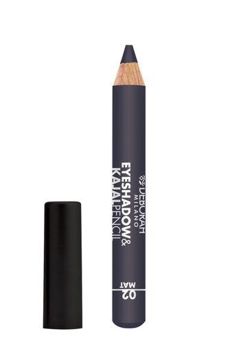 Deborah Milano | EyeshadowKajal Pencil - 02 Mat Grey