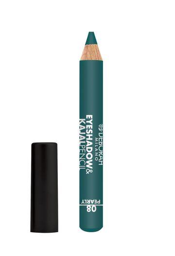 Deborah Milano | EyeshadowKajal Pencil - 08 Pearly Teal Green