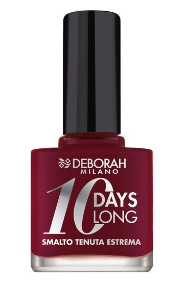 Deborah Milano | 10 Days Long - 884 Cherry Nail Polish