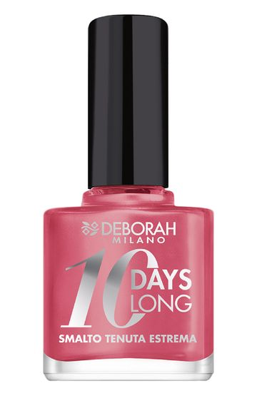 Deborah Milano | 10 Days Long - 850 Pearly Pink Bubble Nail Polish