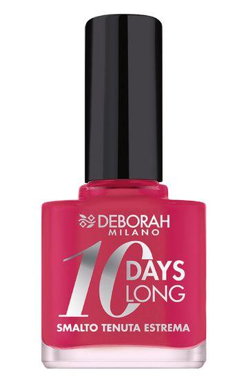 Deborah Milano | 10 Days Long - 885 Magenta Nail Polish