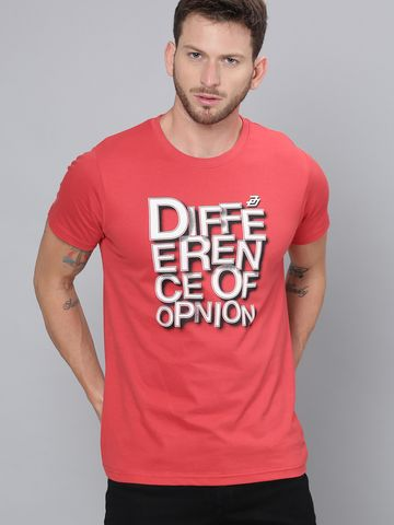 Difference of Opinion | Difference of Opinion Printed T-shirt