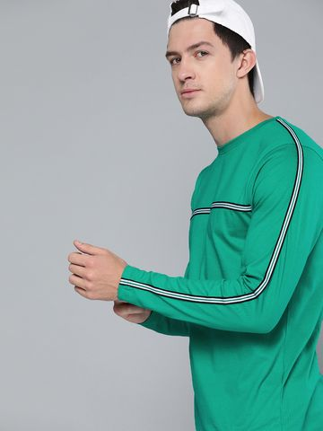 Difference of Opinion   Difference of Opinion Full Sleeve Solid T-shirt