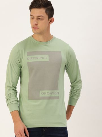 Difference of Opinion | Difference of Opinion Full Sleeve Printed T-shirt