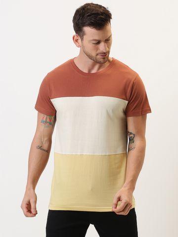 Dillinger | Dillinger Solid Color-Block T-shirt