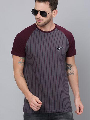 Dillinger | Dillinger Stripes Printed T-shirt
