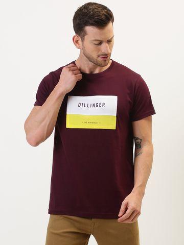 Dillinger   Dillinger Printed T-shirt