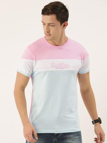 Dillinger | Dillinger Color-Block T-shirt