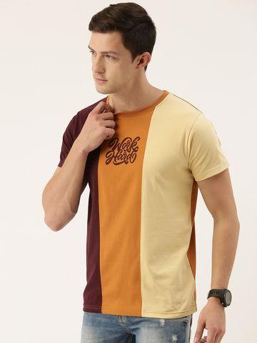 Dillinger   Dillinger Color-Block T-shirt