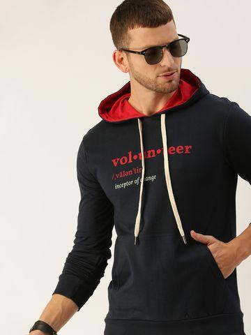 Dillinger | Dillinger Printed Hoodie Sweatshirt