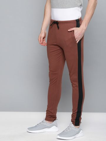 Dillinger | DILLINGER Men's Solid Regular Fit Trackpants