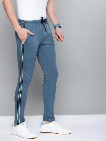 Dillinger | DILLINGER Men's Solid Regular Fit Trackpants