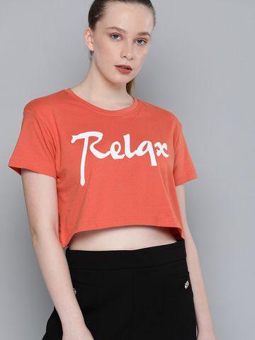 Dillinger | Dillinger Printed round neck Boxy T-shirt