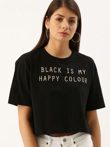 Dillinger | Dilllinger Women Printed Boxy T-shirt