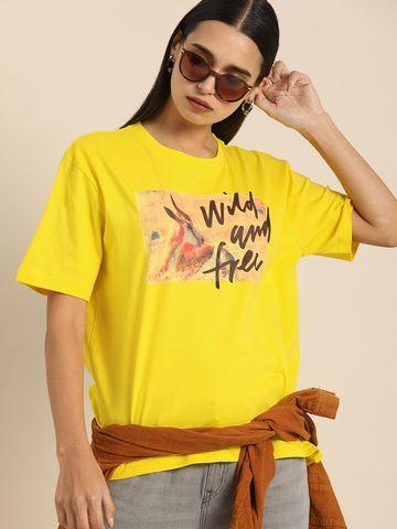 Dillinger   Dillinger Women's Boxy Regular T-Shirt