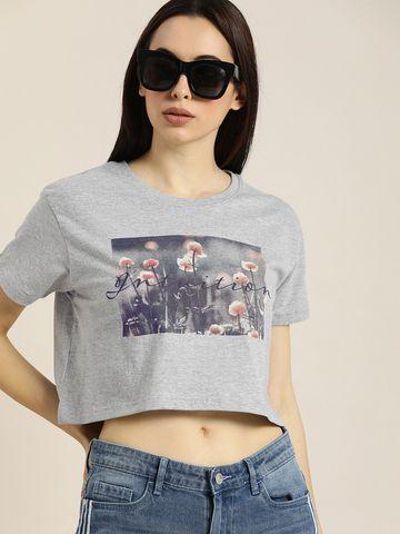 Dillinger | Dillinger Women's Boxy Crop T-Shirt