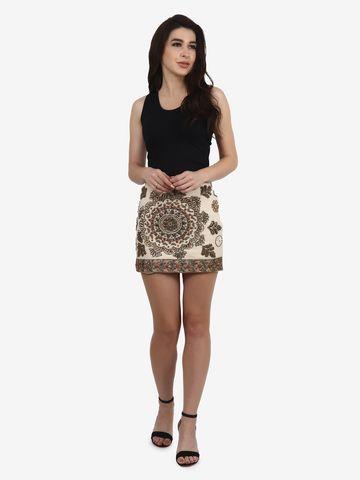 DIWAAH   Diwaah Multi Color Embellished Skirts