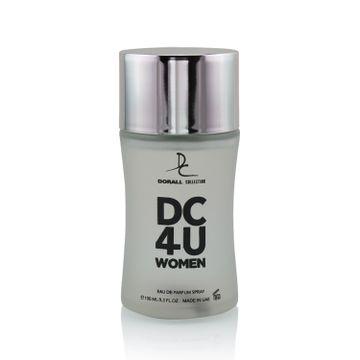 Dorall Collection | DC 4 U Eau de Toilette For Women 100 ML