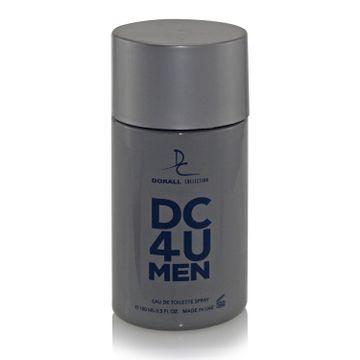 Dorall Collection   DC 4 U Eau de Toilette For Men 100 ML