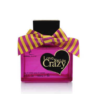 Dorall Collection | Love You Like Crazy Eau de Toilette For Women 100 ML