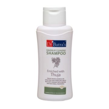 Dr Batra's | Dr Batra's Hair Vitalizing Serum 125 ml and Dandruff Cleansing Shampoo - 500 ml