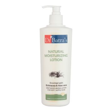 Dr Batra's | Dr Batra's Natural Moisturizing Lotion Enriched With Echinacea & Aloe vera - 400 ml