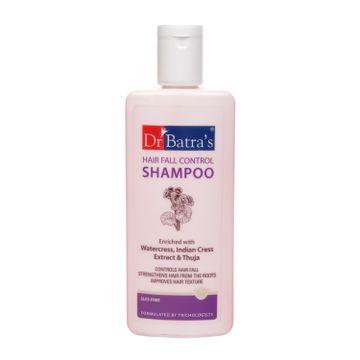 Dr Batra's | Dr Batra's Hair Vitalizing Serum 125 ml, Hairfall Control Shampoo- 200 ml and Hair Fall Control Oil- 200 ml