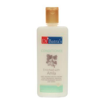 Dr Batra's   Dr Batra's Hair Fall Control Serum-125 ml, Conditioner - 200 ml and Dandruff Cleansing Shampoo - 500 ml