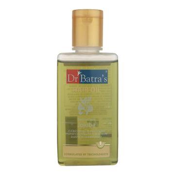 Dr Batra's | Dr Batra's Hair Fall Control Serum-125 ml, Normal Shampoo - 500 ml and Hair Oil - 100 ml