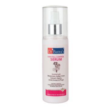 Dr Batra's | Dr Batra's Hair Fall Control Serum-125 ml, Hairfall Control Shampoo- 200 ml and Hair Fall Control Oil- 200 ml