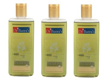 Dr Batra's | Dr Batra's Hair Oil Enriched With Jojoba - 200 ml (Pack of 3)