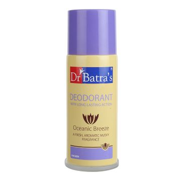 Dr Batra's | Dr Batra's Deodarant With Long Lasting Action Oceanic Breeze - 100 gm
