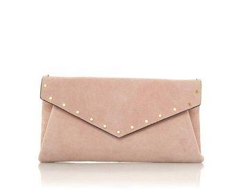 Dune London   Pink Sling Bag