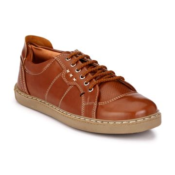 AADY AUSTIN | Aady Austin Draco Sneakers  - Tan