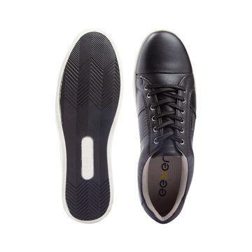 EEKEN   EEKEN Black Lifestyle Lightweight Casual shoes for Men by Paragon