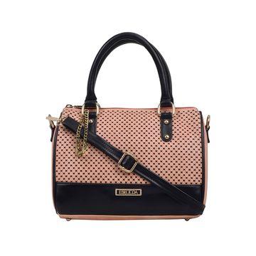 ESBEDA | ESBEDA Pink Color Twill Hand Bag For Women