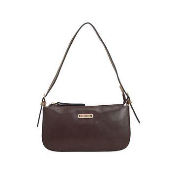 ESBEDA | ESBEDA Brown And Beige Color Drymilk Handbag For Women