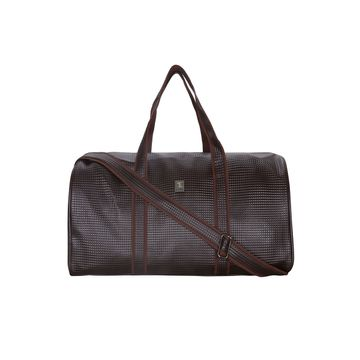 ESBEDA | ESBEDA Brown Color Newly Launched Dufflebag For Unisex