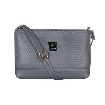 ESBEDA | ESBEDA Grey Color Twill Slingbag  For Women