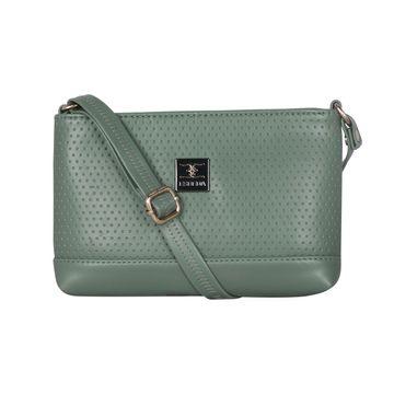 ESBEDA | ESBEDA Olive Color Twill Slingbag  For Women