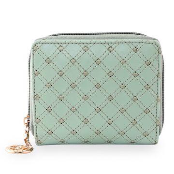 ESBEDA   ESBEDA Pista Color Elegance Embroidered Design Wallet For Women