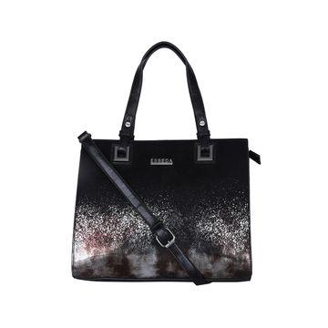 ESBEDA   ESBEDA Black Colour Sequin Handbag For Women