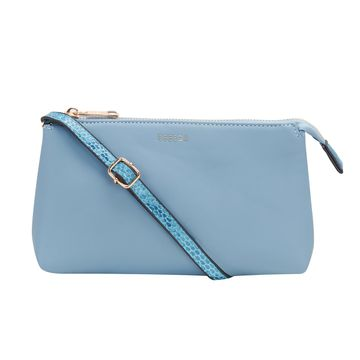 ESBEDA | ESBEDA Light Blue Color Small dailyuse sling bag For Women