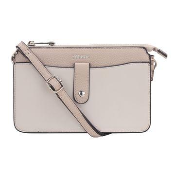 ESBEDA   ESBEDA Beige Color Small dailyuse sling bag For Women
