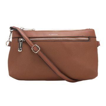 ESBEDA | ESBEDA Tan Color Best Mid range Sling Bag For Women